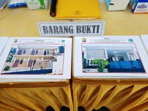Kembali Ungkap Kasus TPPU, Polda Banten : Dari Hasil Penjualan Narkoba