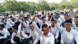 Biro SDM Polda Banten sosialisasikan aplikasi Whistleblowing