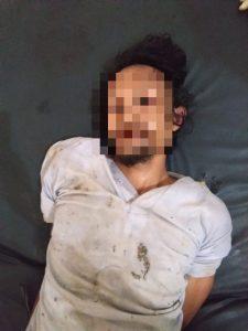 DM Pelaku Penusukan Anggota Polisi Diringkus Polres Pandeglang