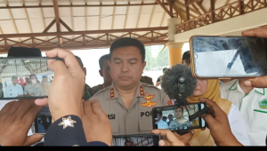 Kapolda Banten Gelar Dorstop Terkait Rencana Penganiayaan Terhadap Menkopolhukam