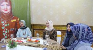 Nunik Ajak Alumni UI Turut Berkiprah Membangun Lampung