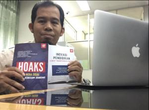 Dosen IIB Darmajaya Hasilkan Dua Buku dalam Sebulan