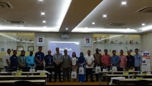 Mahasiswa Asing IIB Darmajaya Mengenal Lebih Dekat Pelindo II Panjang
