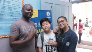 Pilih Kuliah di Darmajaya, Ini Kata Mahasiswa Asal Kenya
