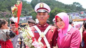 Kabid Humas Polda Banten : Alhamdulillah, Anak Calon Kapolri Resmi Jadi Taruna