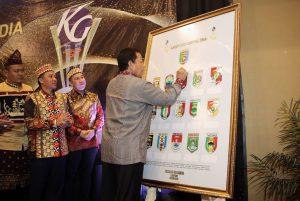 Gubernur Lampung Raih Penghargaan Inovasi Pertanian dan Kesehatan