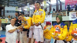 Mahasiswa IIB Darmajaya Sumbang Emas dan Perak di Porwil X Sumatera