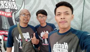 COC Makassar Apresiasi Perhelatan Akbar Honda Bikers Day 2019