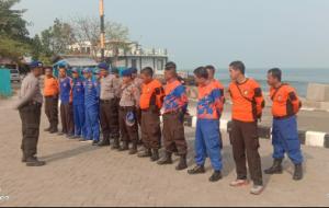 Ditpolairud Polda Banten Terus Upayakan Pencarian Terhadap WNA yang Hilang saat Nyelam