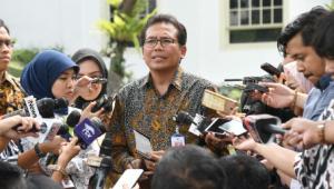 Presiden Ingatkan TNI dan Polri Jaga Agenda Besar Pembangunan