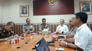 Dirbinmas Polda Banten Berikan Materi Pungli, OPD Berikan Pelayanan Terbaik Kepada Masyarakat