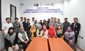 IIB Darmajaya Launching 5 Tenant Berbasis Teknologi