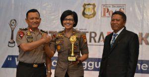 Mitrapol Award 2019 Beri Penghargaan Kepada Polisi Viral Berprestasi