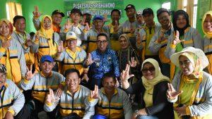 Peringatan HKN ke-55 , Bupati Lampung Timur Beri Sambutan