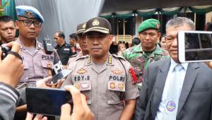 Curah Hujan Tinggi, Kabid Humas Polda Banten Himbau Warga untuk tidak Berlibur ke Citorek