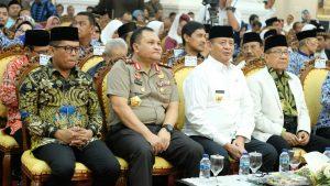 Kapolda Banten Hadiri Peresmian Keluarga Besar BAKOR Banten