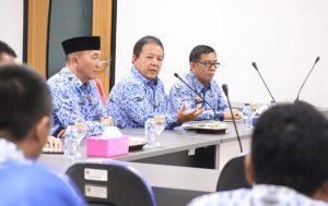 Arinal Minta Jajarannya Jauhi Korupsi