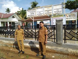 Melalui DD 2019 Desa Talang Jali Bangun Sejumlah Infrastruktur