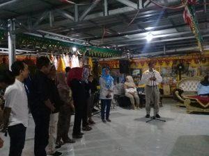 Komunitas Balam Hadiri Undangan Sebagai Dukungan Pasangan Ike-Zam