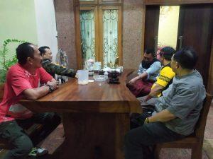 Kedatangan Balonwal Balam Ike Edwin Kagetkan Ketua PWI Lampung Supriyadi