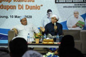 Dr.Habib Segaf Serukan Sivitas IIB Darmajaya Jadikan Gelar Akademik Bermanfaat untuk Masyarakat