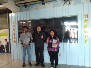 Dua Mahasiswa IIB Darmajaya Kembali Raih Nilai Sempurna Penelitian di Taiwan