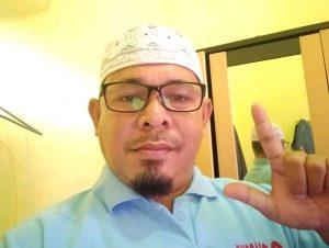 Ketua Relawan #AdipatiLagi Herwadi Jaya Mengajak Berdo'a Bersama Agar Covid-19 Berakhir