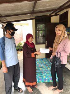 PT MJP Beri Bantuan Kepada Warga Kurang Mampu