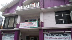 Uluran Dermawan ,  Bayi Sakit Atresiaani Menanti Operasi di RSIA Mutiara Putri Balam