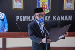 Ketua Gugas Raden Adipati Antisipasi TKI Mudik, Siapkan Tempat Isolasi