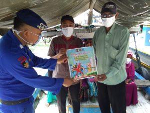 Pastikan Keamanan Laut, Ditpolairud Polda Banten Patroli di Perairan Pulau Ampel