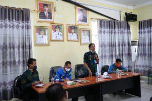 Bupati Pesibar Pimpin Rapat Tindak Lanjuti Penanganan Covid19