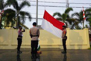 Peringati Hari Lahir Pancasila, Ini yang Dilakukan Brimob Banten