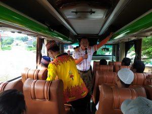 Silaturahmi Warga Batu Putu Dengan Calon Walikota Bandar Lampung Irjenpol P Ike Edwin.
