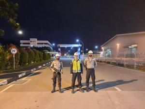 Jaga Kondusifitas, Ditpamobvit Polda Banten Lakukan Pengamanan Obvitnas Dan Obter