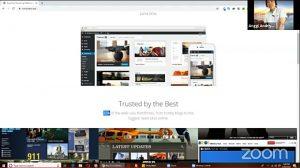 Webinar Prodi SI Darmajaya: Bangun Landing Page dengan WordPress dan Elementor Lebih Mudah
