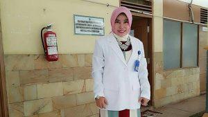 dr.Zam Zanariah , Sp.S ., M.Kes Tiada Henti Lantangkan Stop Narkoba