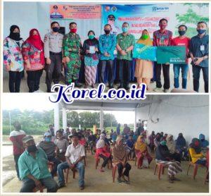 Penyerahan Buku Tabungan Bantuan Langsung Non Tunai (BLT-DD) Desa Margorejo