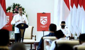 Presiden: Percepat Belanja Daerah untuk Dongkrak Ekonomi di Tengah Pandemi