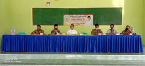 Ir. Hanan A. Rozak, M.S. Kunker Ke Mesuji Peduli Masyarakat Terdampak Covid 19