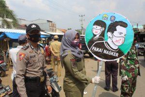 Hari-2 Penegakan Hukum Penerapan Prokes , 1661 Pelanggar Kena dalam Opyust Polda Banten