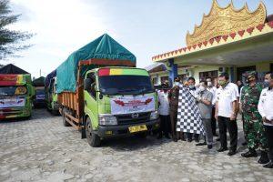 Pjs Bupati Pesibar Launching Program KPM PKH