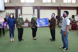 Pemprov Lampung Apresiasi Bantuan PT. XL Axiata Tbk Dalam Peduli Covid19