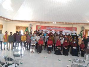 DPRD Provinsi Garinca Gandeng PC IMM LamTim Dalam Sosialisasi Perda Dan Bahaya Narkoba