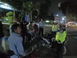 Ditlantas Polda Banten Rutin Laksanakan KKYD Ajak Masyarakat Terapkan Prokes