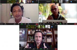 Tiga Juri FFMI Bagikan Ilmu dalam Berkarya di Perfilman