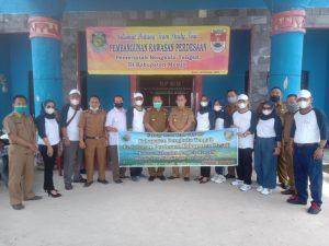 Dalam Rangka Study Tiru, DPMD Bengkulu Tengah Kunjungi Mesuji