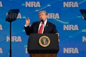 Klaim Dicurangi Tanpa Bukti, Pidato Trump Diputus Stasiun TV