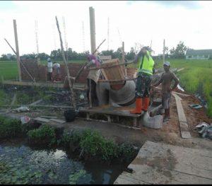 Koramil 426-03 RJU Kreatif Gotong Royong Membangun Sekolah Paud