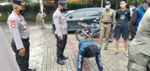 Laksanakan Operasi Yustisi Aman Nusa II, Polda Banten Jaring 87 Pelanggar